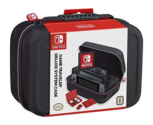 Nintendo Switch - Deluxe Case (Black)*