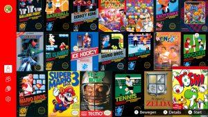 Nintendo Switch Online Entertainment System